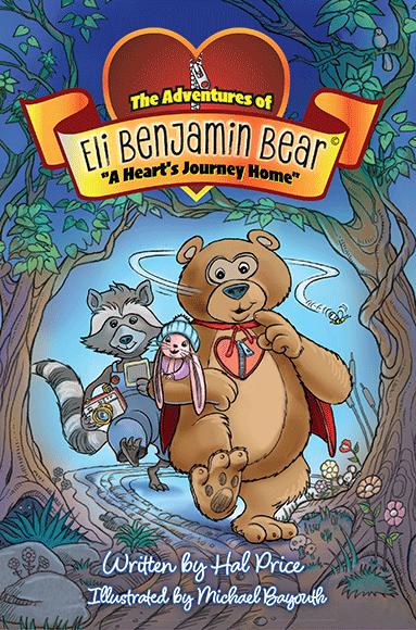 Eli Bear Book Cover