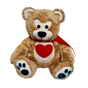 Eli Bear Plush image for Shop Product