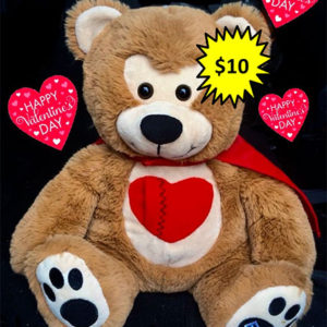 Eli Bear Valentines Day Offer